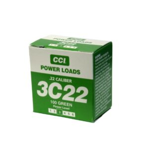 3C22 POWER LOAD GREEN